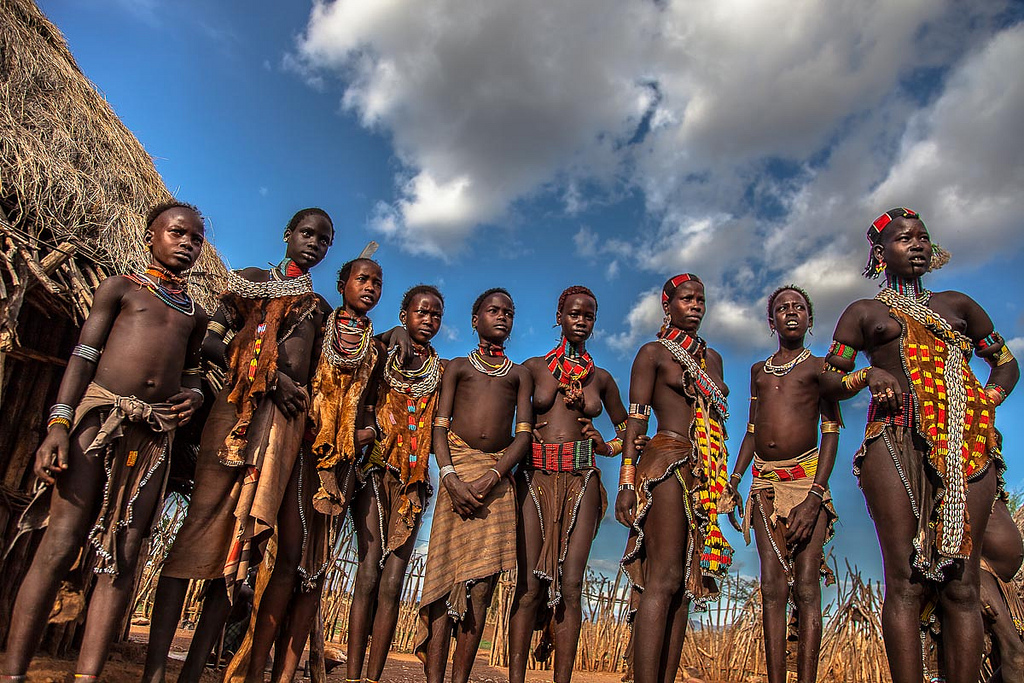 Hamar - East Africa Eco Tour %
